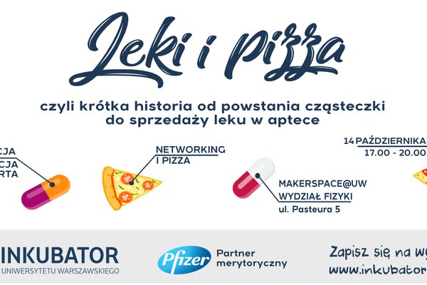 Leki i pizza